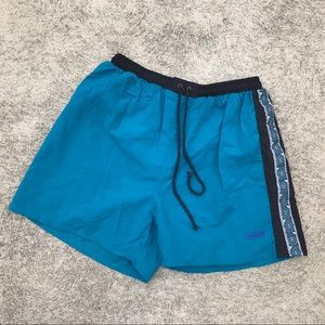 Vintage Members Only trunks/casual shorts